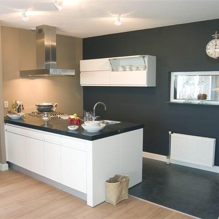 Keuken kleine schiereiland het beste van huis ontwerp inspiratie - Keuken klein ontwerp ruimte ...